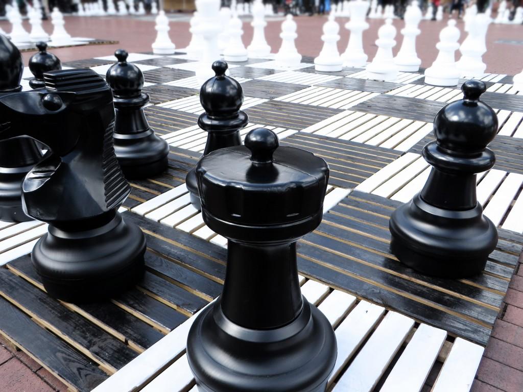 チェス(考える)